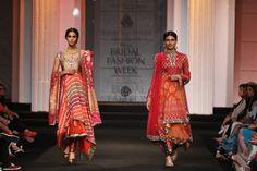 Ashima & Leena Couture Collection at India Bridal Fashion Week 2012