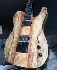 Balaguer Thicket BB Spalted Maple