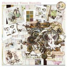 Flutterby Time bundle