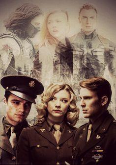 Story: De Eeuwige Soldaat - Captain America & Winter Soldier - Quizlet.nl