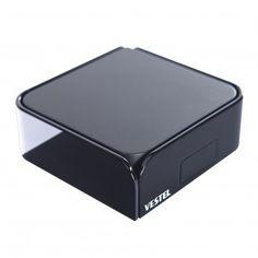 Avoi Set Top Box Digital video broadcasting device by Elif Altay Burak Emre Altınordu Vestel Id Design, Smart Design, Detail Design, Set Top Box, Mobile Printer, Custom Pc, Light Images, Air Purifier, Design Awards
