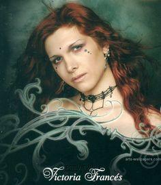 Victoria Frances herself ❤⭐