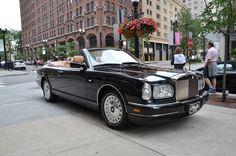 2000 Rolls-Royce Corniche Stock # R160AB for sale near Chicago, IL | IL Rolls-Royce Dealer Rolls Royce Corniche, Bentley Rolls Royce, Luxury Car Dealership, Gold Coast, Dream Cars, Antique Cars, Chicago, Vehicles, Luxury Cars