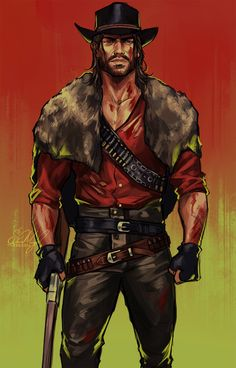 Red Dead Redemption Game, Wild West Games, John Marston, Cowboy Games, Red Dead Online, Rdr 2, Cyberpunk Character, Graffiti Drawing, Fantasy Comics