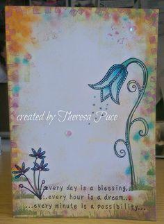 jofy stamps and fresco finish acrylic paints
