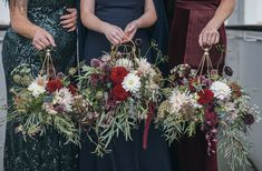 This real wedding on the SS Nomadic in Belfast is like something out of the golden era of luxury travel! Prepare to be bowled over by both wedding dresses! Bridesmaid Flowers, Wedding Bridesmaids, Wedding Bouquets, Wedding Flowers, Wedding Dresses, Jungle Flowers, Flowers Nature, Wedding Shoot, Wedding Ideas