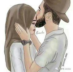 #couple #couplegoals #hijab #tesettür #love #❤️