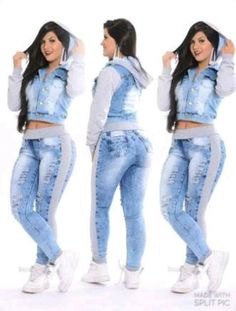 Lace Jeans, Sexy Jeans, Jeans Dress, Dress Up, Chic Outfits, Trendy Outfits, Remake Clothes, Diy Clothing, Diy Shirt