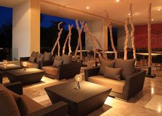 Velas Resorts, the brand that has revolutionized the All-Inclusive meetings and incentive travel experience with properties located in the top beach destinations in Mexico. Grand Velas Riviera Maya, Relaxing Places, Top Restaurants, Destin Beach, All Inclusive Resorts, Corporate Events, Mexico, Lounge, Luxury