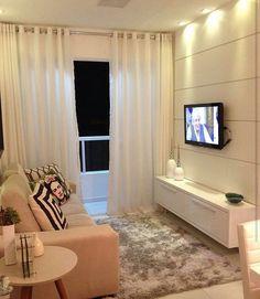 Detalhes da sala da@andreasantos.psi muito aconchegante Parabéns pelo capricho #decoração #cores #estilo #lardocelar #homedecor #inspiração