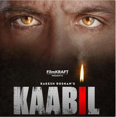 All the Description about Kaabil's First Look is available here.