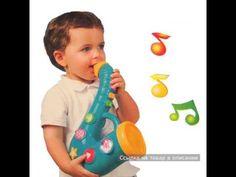 Развивающий саксофон  Keenway (Кинвей)