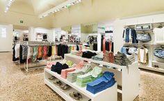Блог Porcelanosa: Проекты PORCELANOSA Grupo: магазин Bershka в итальянском городе Болонье