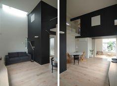 studio-A: G-house