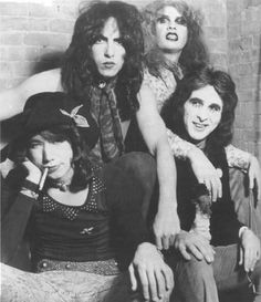 The first incarnation of KISS, Wicked Lester
