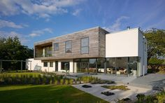 Contemporary Family House Located in a Peaceful Village, England