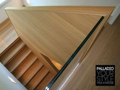 Открытая лестница PALLADIO WOOD DESIGN by Palladio Scale