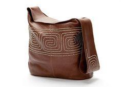Tama Shoulder Bag in Cognac