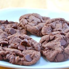 The most perfect chocolate chip cookies ever