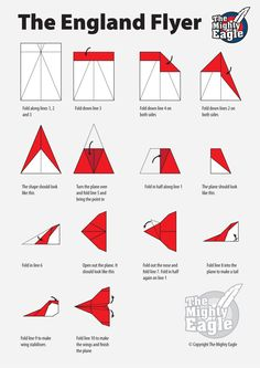how to make easy paper planes - Google Search