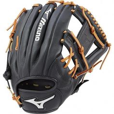 e8f92995ff2 Mizuno Prospect Select offers the youth player a full grain leather glove