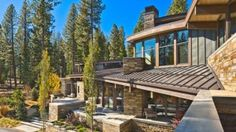 awesome Promising Zones Spotted in the Valhalla Residence in Sierra Mountains, California