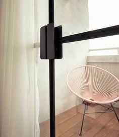 Glass Door metal Pull Handles | Entry Vestibule – Steel Frame ...