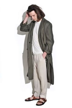 Five ways to wear... a duster coat for men – in pictures