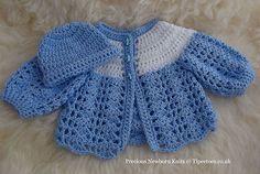 Boys Crochet Set