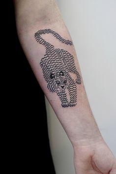 Victor J Webster - tiger tattoo Tattoos Arm Mann, Cool Arm Tattoos, Dope Tattoos, Arm Tattoos For Guys, Pretty Tattoos, Beautiful Tattoos, Leaf Tattoos, Body Art Tattoos, Small Tattoos