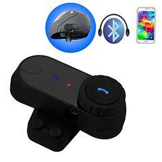 eSynic® 800m BT Interphone Bluetooth Motorbike Motorcycle Helmet Intercom Headset Wireless Headset -- Support Rider to Rider, Rider to Pillion eSynic http://www.amazon.co.uk/dp/B00CPPCD12/ref=cm_sw_r_pi_dp_APH5ub1ZQ2KJ0