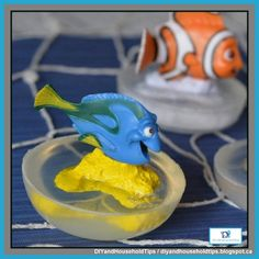DIY And Household Tips: Use Dollar Store Figurines To Make Your Own Findin...