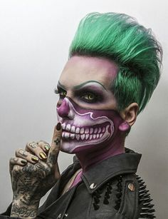 Jeffree Star Cheshire Cat Pink Makeup Disney Halloween