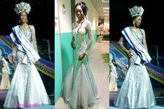 Adorya Baly crowned Miss British Virgin Islands 2015