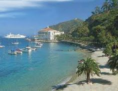 Photo of the BEAUTIFUL Catalina Island right of the coast of where I live. Been going there ever since I was 3, really need to go again!! I have Catalina Fever*!!!