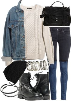 Untitled #14799 by florencia95 featuring super skinny jeans