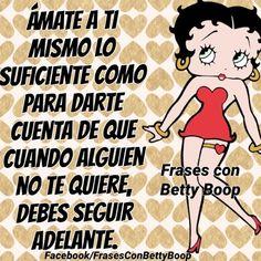 Mejores 96 Imagenes De Frases Con Betty Boop En Pinterest