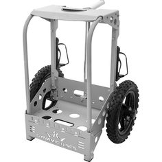 Dynamic Discs Backpack Disc Golf Cart by ZÜCA It is our privilege to announce that the ZÜCA Backpack Cart will be sold alongside our disc golf bags as we move i Disc Golf Cart, Golf Carts, Disc Golf Scene, Popular Backpacks, Performance Tyres, Rolling Backpack, Most Popular Sports, World Of Sports