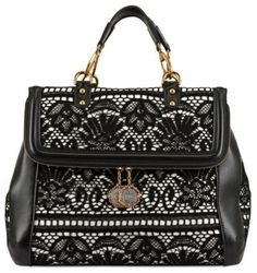 Image detail for -Dolce Gabbana Lace and Leather New Miss Sicily Dolce & Gabbana Lace ...