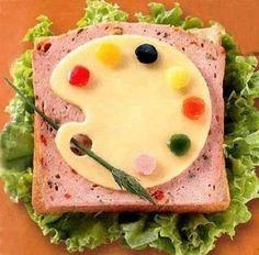 MuyVariado.com: Ideas de Sandwichs Originales, Buffet, Catering
