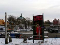 Multimediataiteilija Jemina Staalon portfolio: Cindy Sherman @ Moderna Museet 15.01.2014: Untitled horrors Cindy Sherman, Metro Station, Scandinavian Design, Horror, Travel, Viajes, Destinations, Traveling, Trips