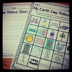 Creative Lesson Cafe: Earth Day Activities in the Classroom