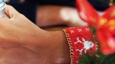 45 cadeaux de Noël à faire soi-même • Hellocoton Diy Cadeau Noel, Creations, Homemade, Crochet, Christmas, Comme, Jewelry, Education, Bracelets