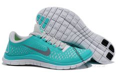 Cheap Nike Free 3 V4 Men's Running Shoes (511457-300) New Green/Reflect Silver-Pure Platinum RS-057
