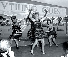 Everything Goes at Thunderbird Country Club, Rancho Mirage CA, 1962