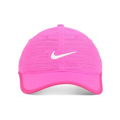 Nike Golf Women's Seasonal Cap (1,205 PHP) ❤ liked on Polyvore featuring accessories, hats, headwear, nike golf cap, nike golf, nike golf hats and cap hats
