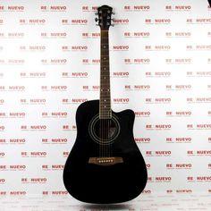Guitarra electroacústica IBANEZ V70CE-BK#guitarra#  de segunda mano#electroacústica