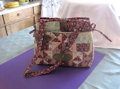 purse I made for me.. from the fall challenge.
