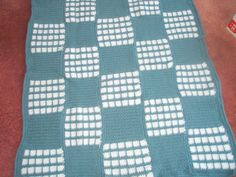 baby blanket M. Downing 4/2015