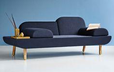 Toward sofa by Anne Boysen for Erik Jørgensen